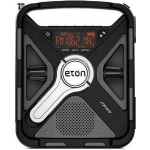 2.Eton FRX5 Hand Crank Emergency Weather