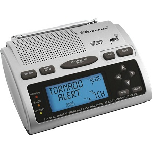 1.1 MIDLAND WR300 Weather Radio