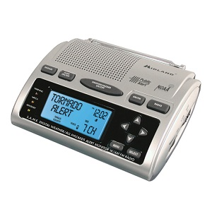 1.2 MIDLAND WR300 Weather Radio