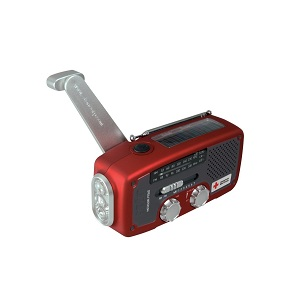 A.1 Best hand crank weather radio