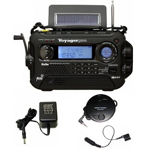 What is a weather radio