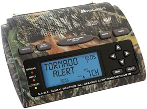 2.The weather radio – the best survival tool