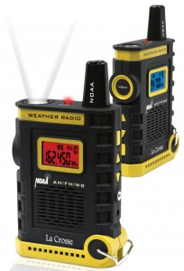 2.Uncommon uses for weather radios