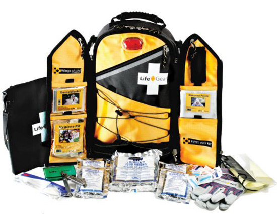 2.The best survival equipment for the spring floods
