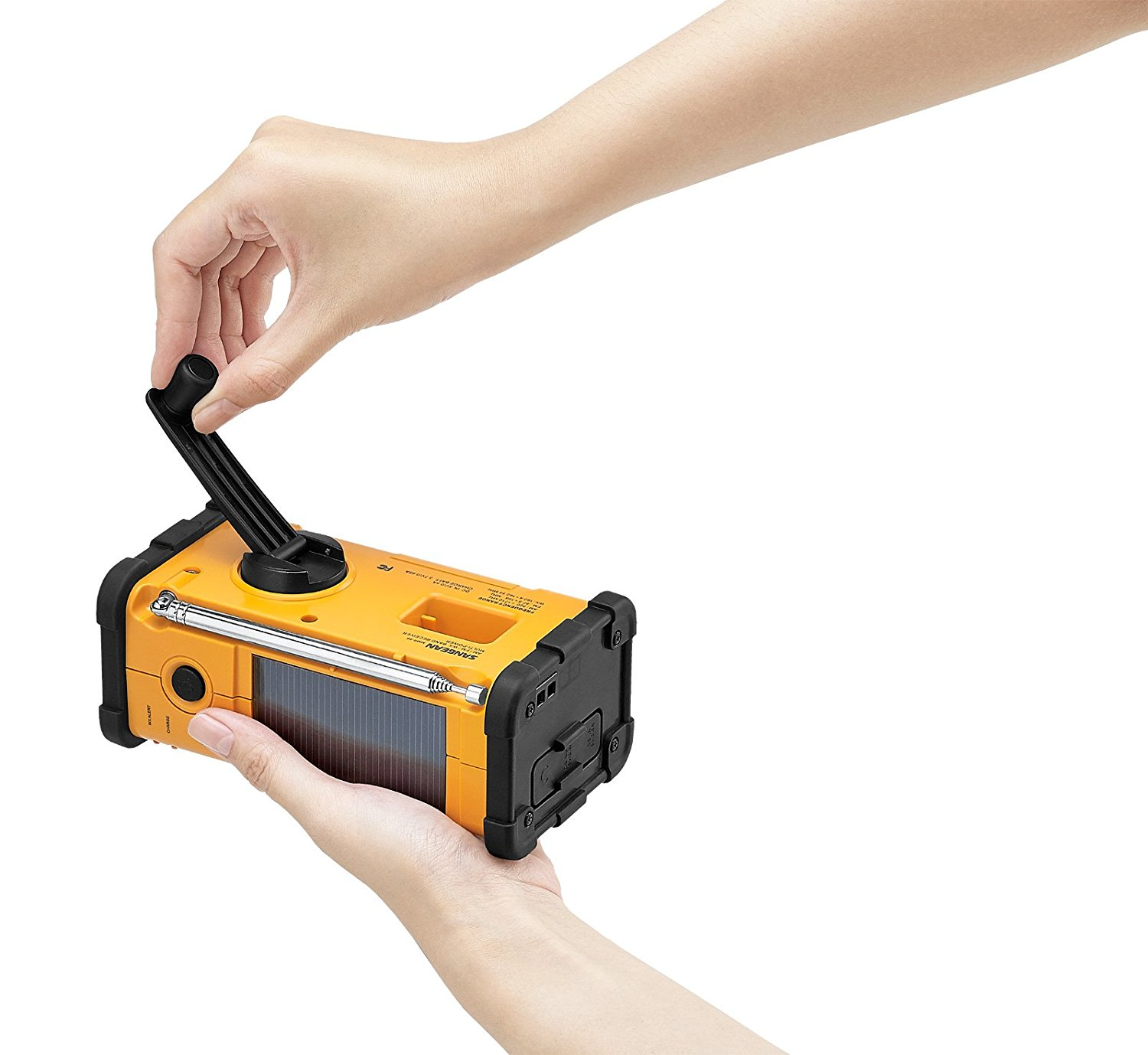 Expert Reviews On The Top Solar Hand Crank Radios In 2018